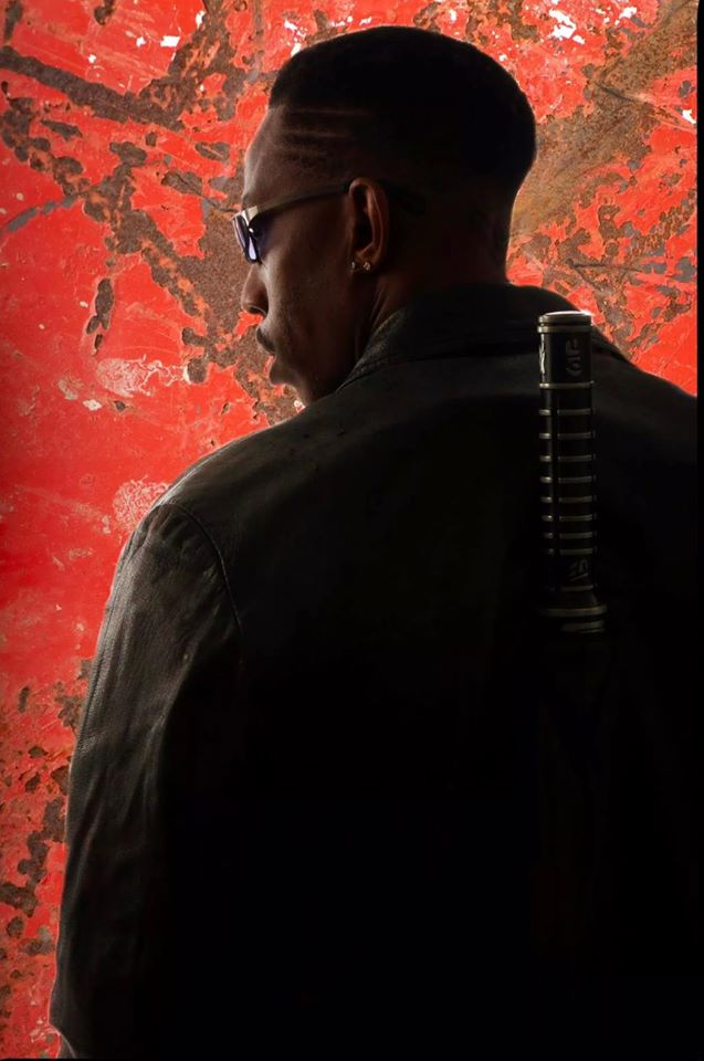 Blade Poster Style