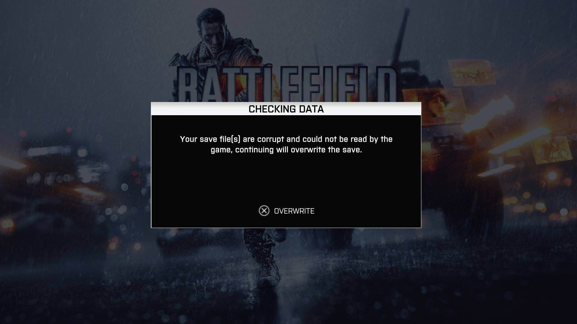 PS4 Error Corrupts and Destroys Save Data - The GCE