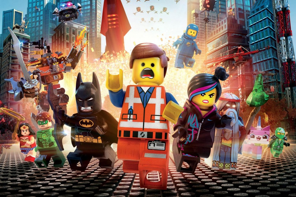 The-Lego-Movie-Videogame-all-Golden-Manuals
