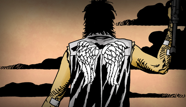 Daryl Dixon To Appear In The Walking Dead Comic