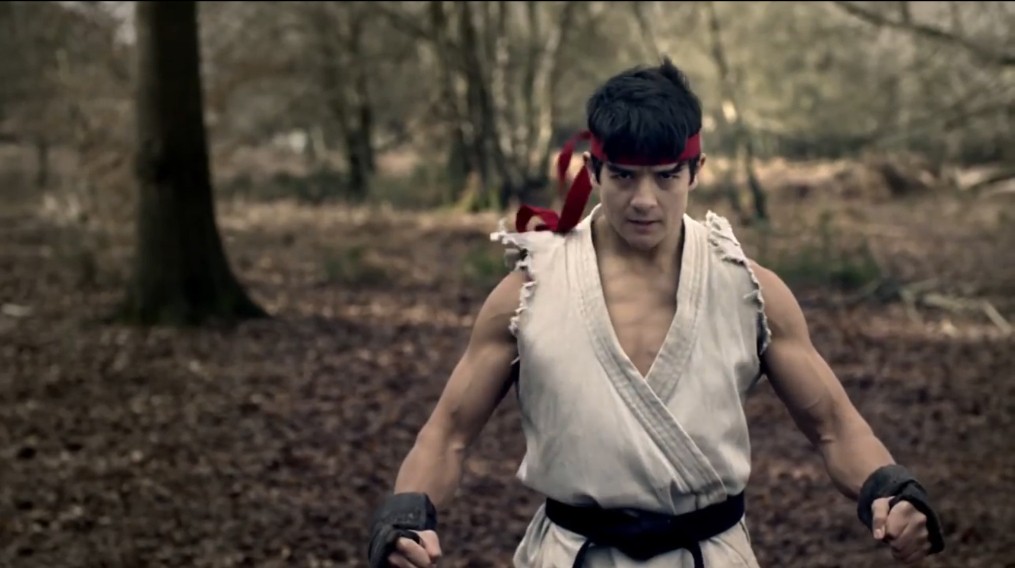 Ryu Trailer From Street Fighter Assassin S Fist The Gce
