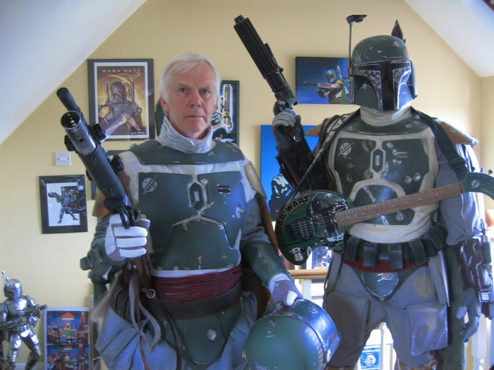 Interview With Jeremy Bulloch The Gce