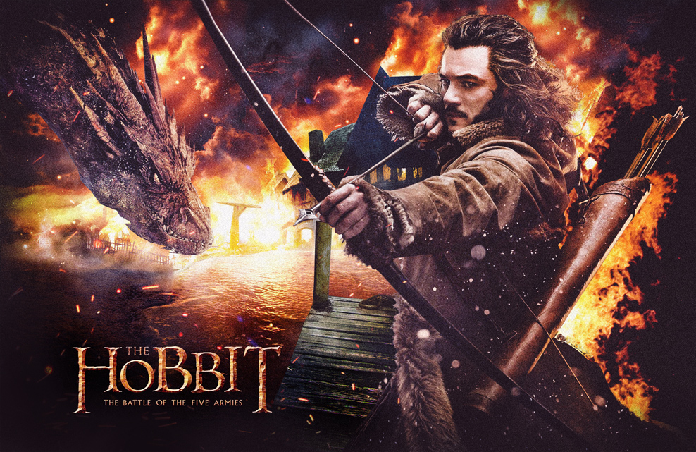 Last Trailer For The Hobbit The Battle Of The Five Armies The Gce