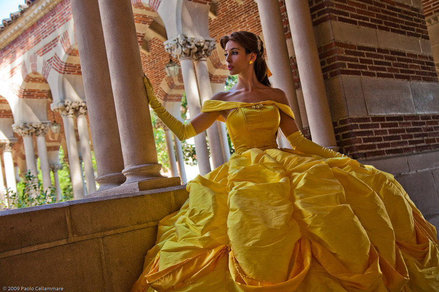 Belle by Belle Etoile Photography by Paolo Cellammare Costume and Makeup by JoEllen Elam