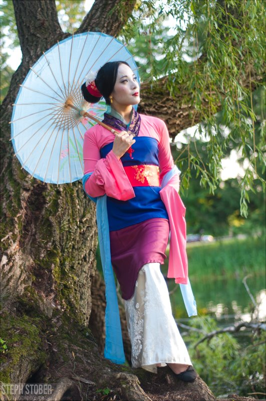 Mulan by Ping Cosplay Photography by Steph Stober Photography