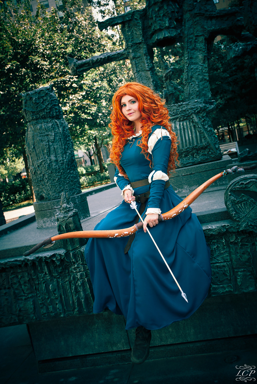 Merida by YunaDaKilla Cosplay Photography by Liquid Cocaine Photography