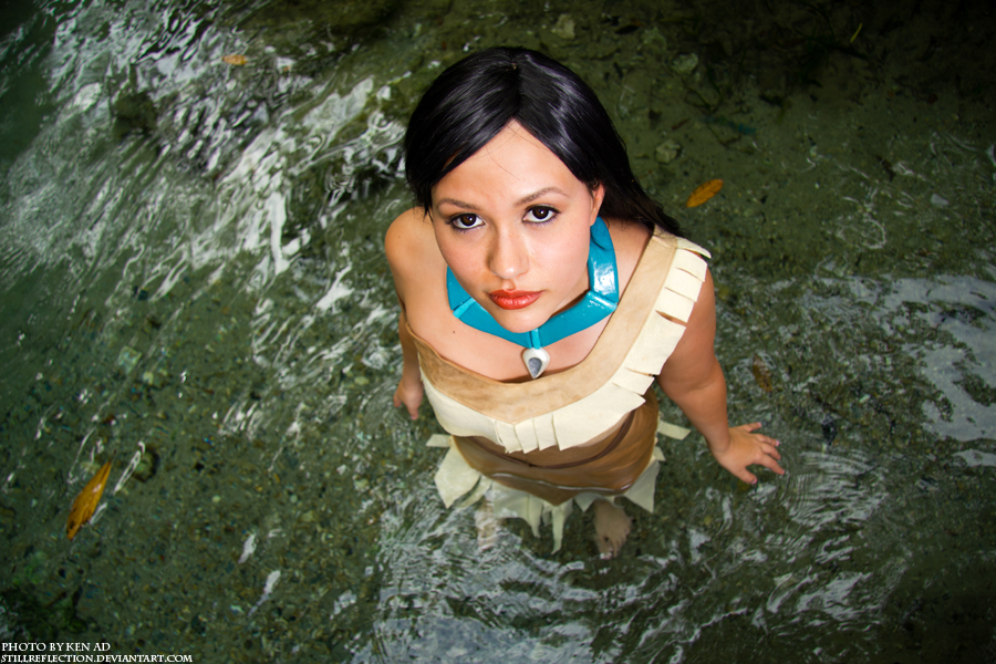 Pocahontas by CosplayCousins Photography by KenAD Photography