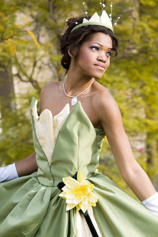 Princess Tiana by Aleu Moana Photographer Unknown