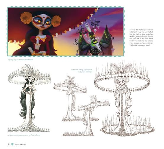 Character Design Book Of Life : The art of book life review gce