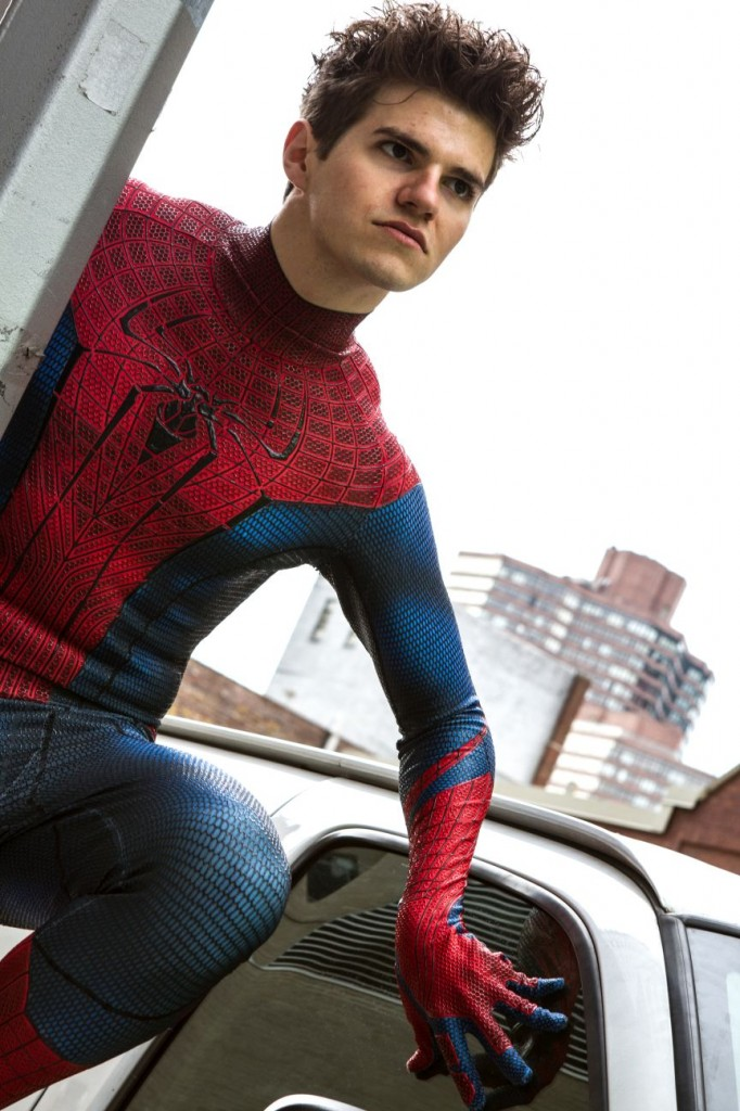 Amazing Spider-Man by ASM Willis Photography by Irshrad Mustafa Dye Sub by McLean Krieger