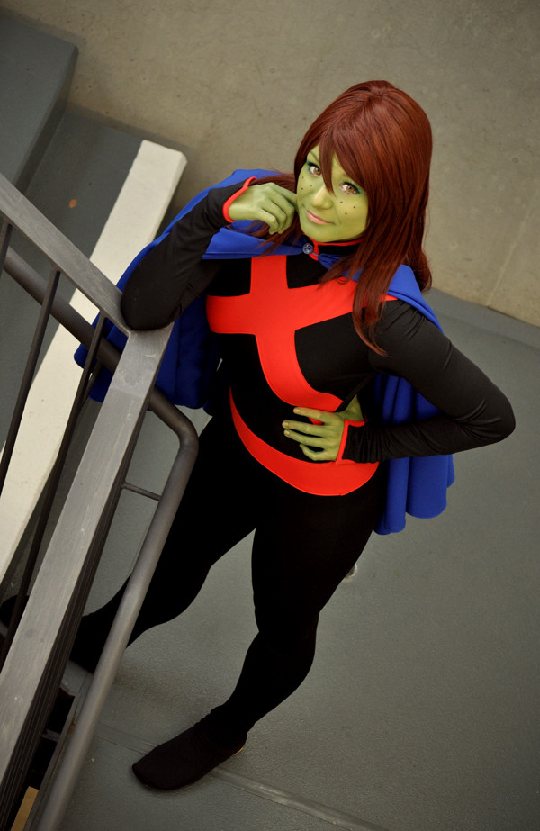 Miss Martian by Aigue-Marine Photography by Petit Potato