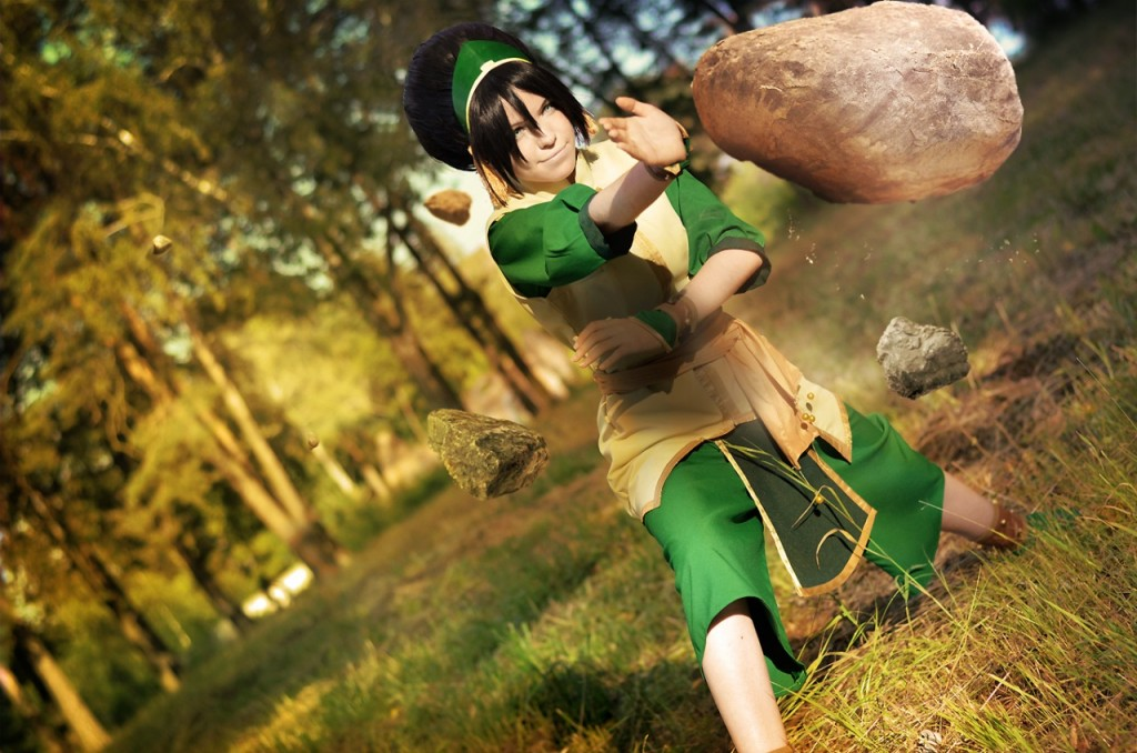 Toph by TophWei Cosplay Photography by Povolotskiy A