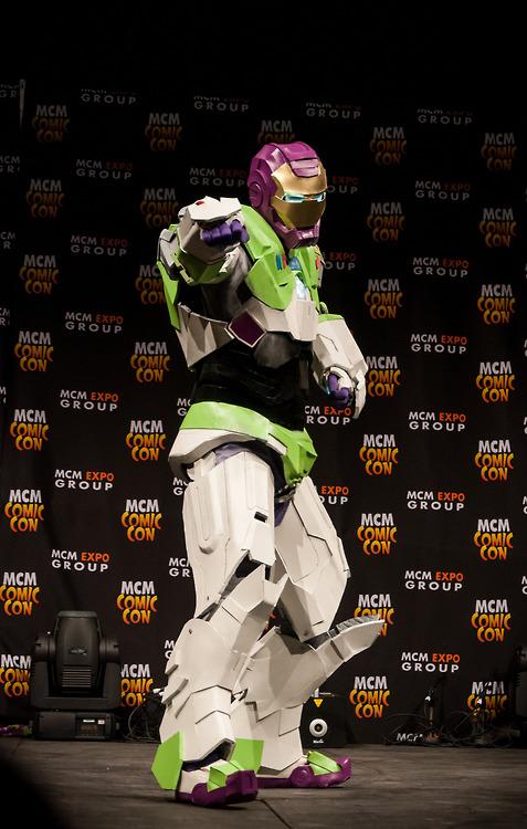 Iron Man Buzz Lightyear