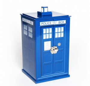 Jewelry Box Doctor Who