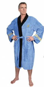 Spock robe