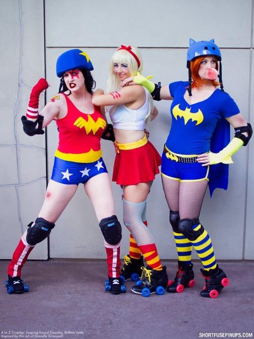 Rollerderby DC Ladies