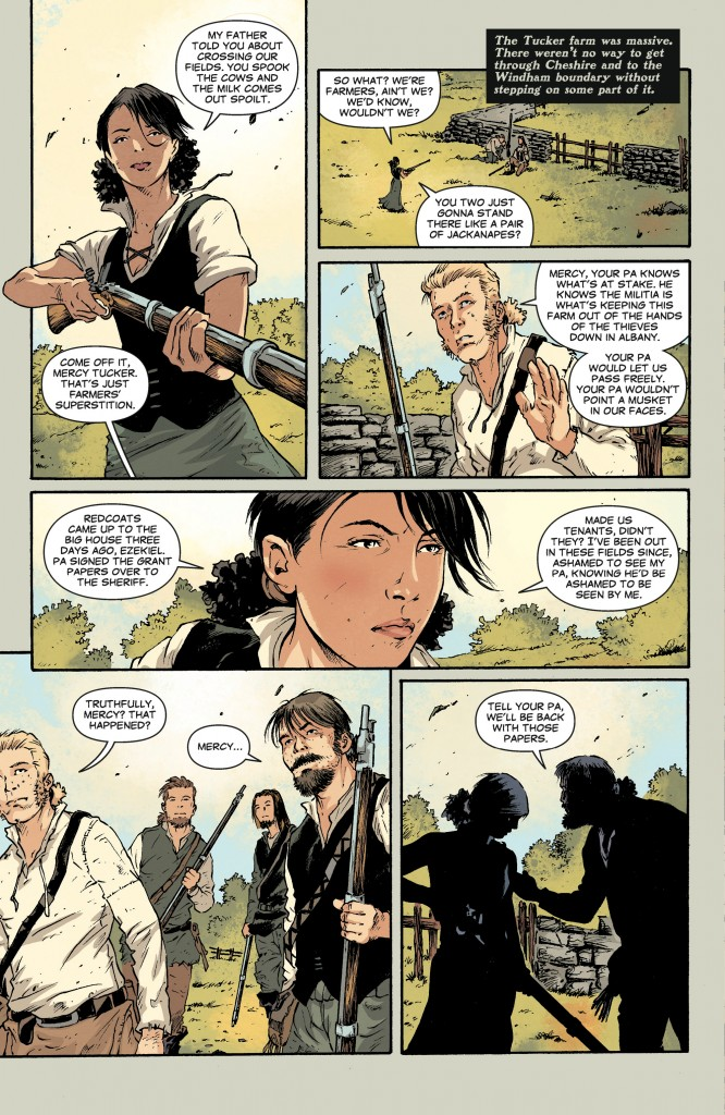 REBELS #1 PG 10