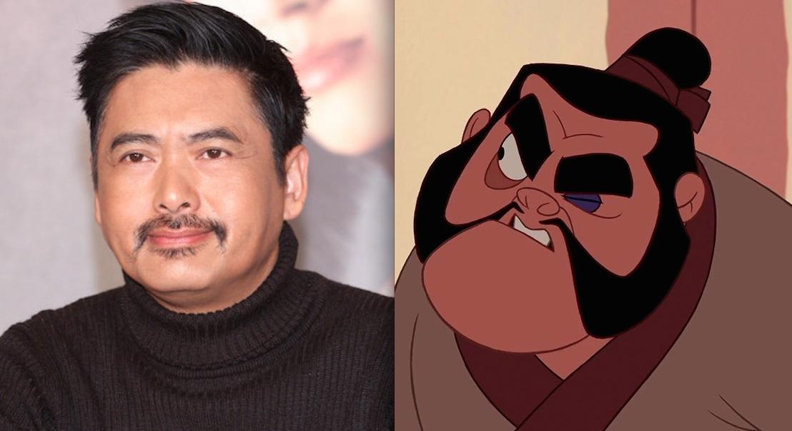 A Live Action Mulan Fan Cast The Gce