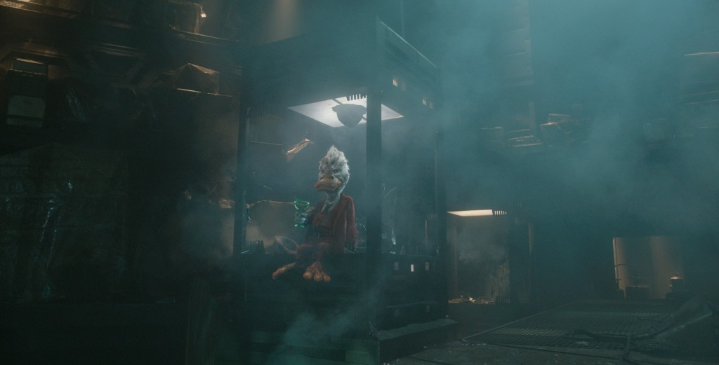 Howard the Duck GOTG