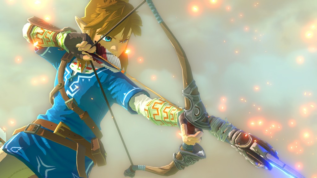loz legend of zelda wii u