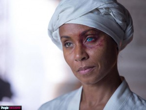 Fish Mooney bionic eye People.com