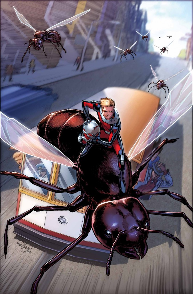 Ant-Man Annual