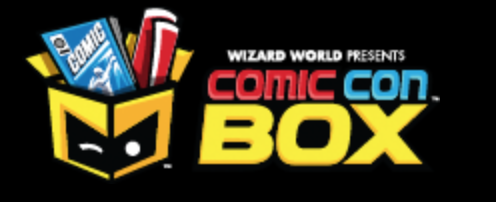 comic con box wizard world