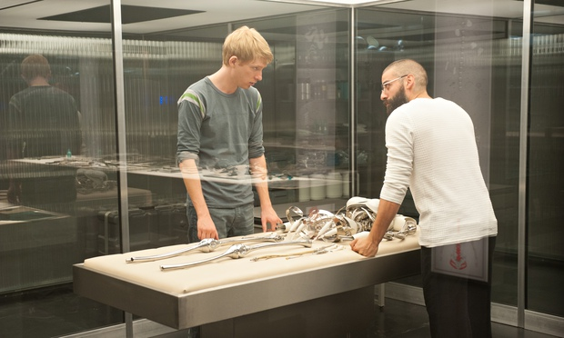 Ex Machina film still