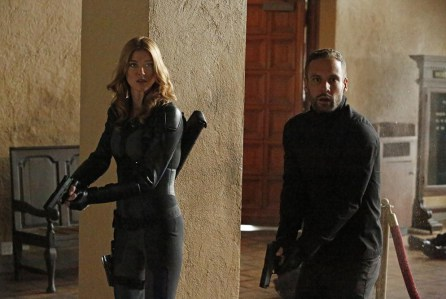 agents of shield mockingbird hunter