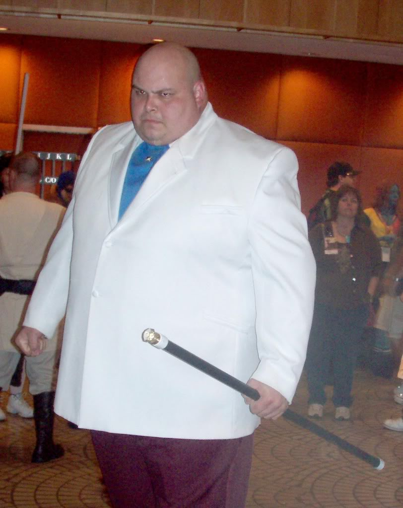 Kingpin cosplay unknown