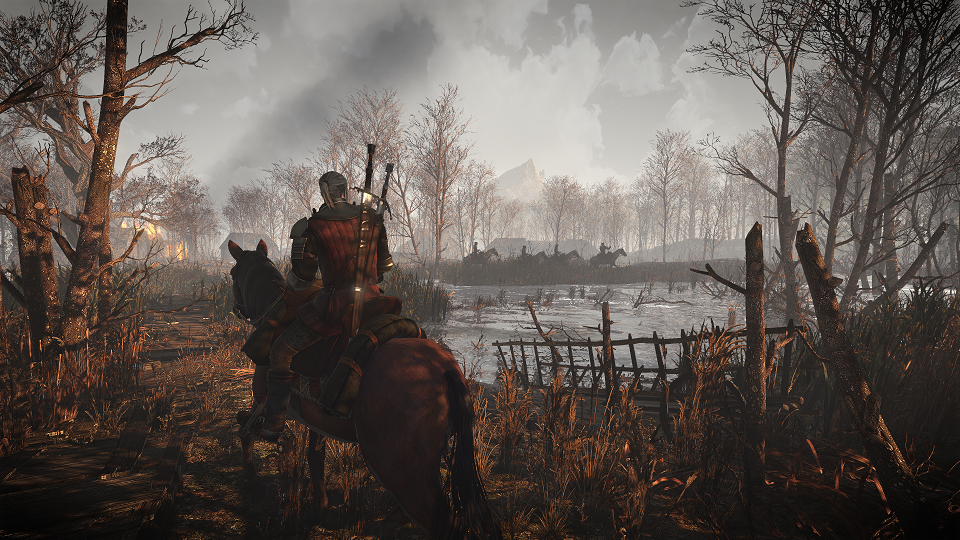 The_Witcher_3_Wild_Hunt_Mysterious_swamps_are_often_full_of_dangers