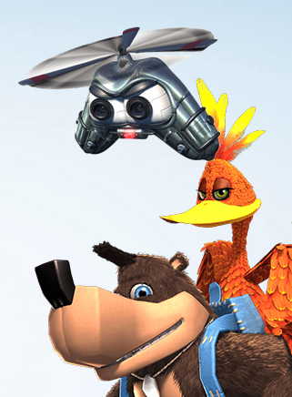 Rare Replay Banjo