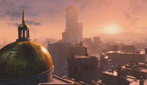 Fallout 4 Massachusetts State House