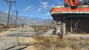 Fallout 4 Red Rocket