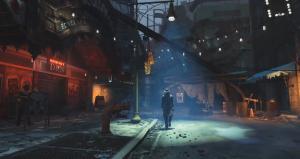 Fallout 4 Scollay Square