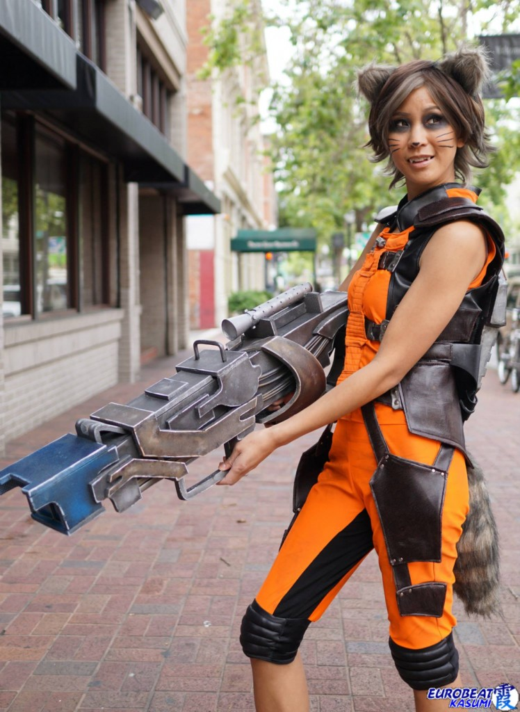 Rocket Raccoon by The Stylish Geek  Photography by Eurobeat Kasumi Photography