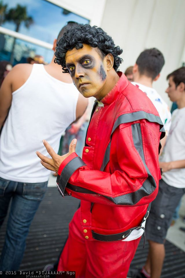 """Michael Jackson """"Thriller"""" by Unknown  Photography by David Ngo"""