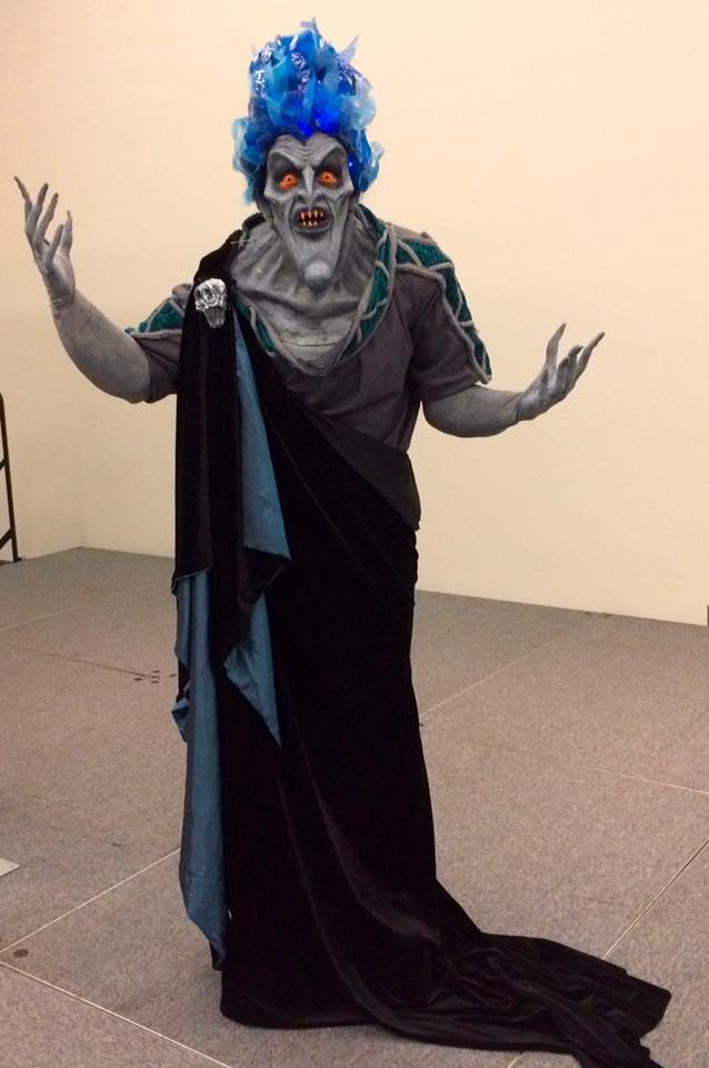 Hades by Jose Davalos  Photography by Julie Shepard