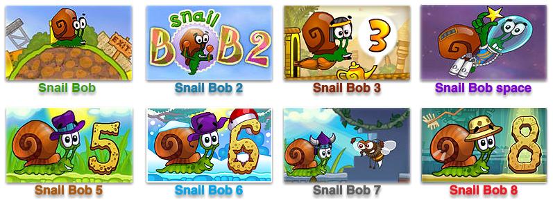 Freeplay Express Snail Bob 9 The Gce