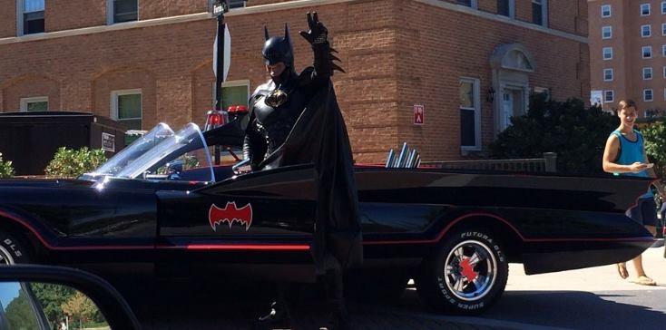 Lenny Robinson batman