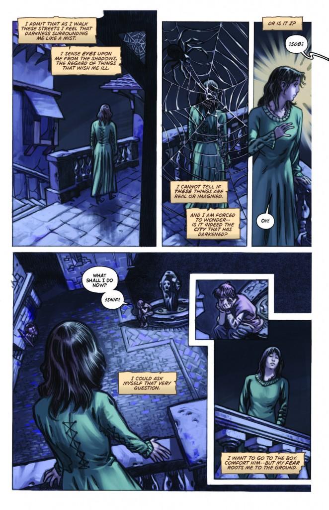 Wheeler-Muirwood panel jet city comics