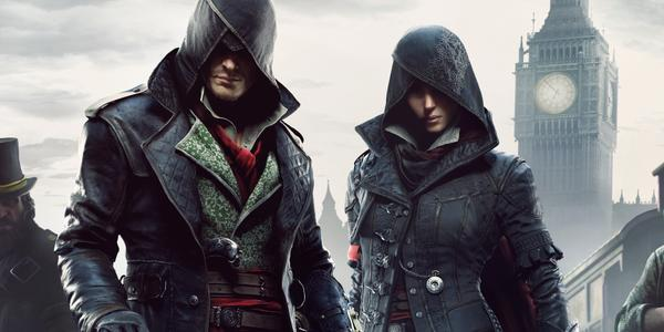 Meet The Twins Of Assassin S Creed Syndicate The Gce