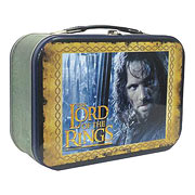 Lord of the Rings lunch box from Entertainment Earth