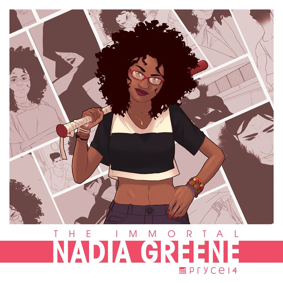 immortal nadia greene 1