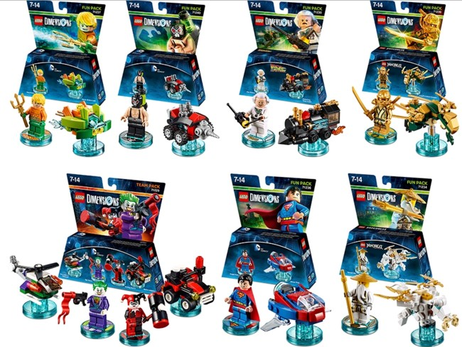 Lego Dimensions Review - The GCE