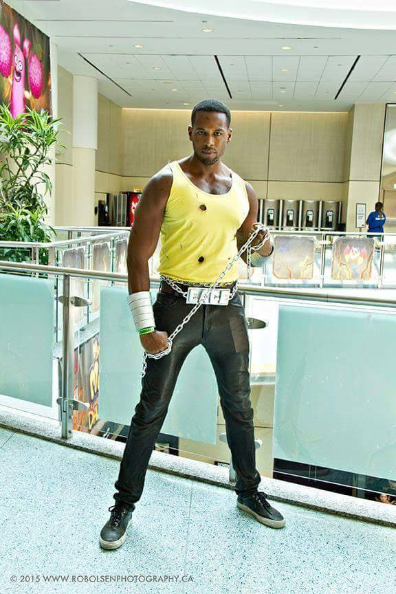 luke cage fan expo
