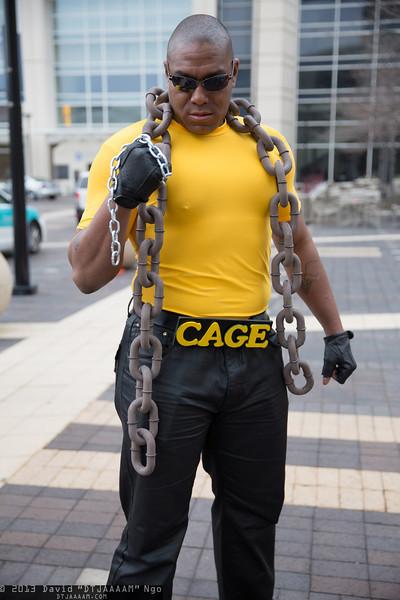 luke cage knightmage