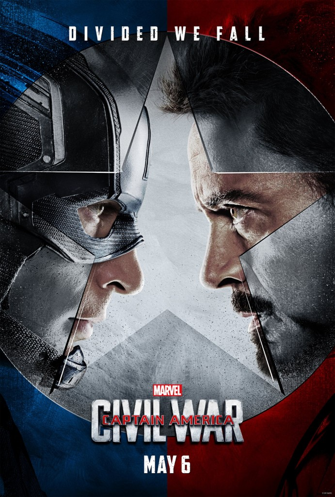 captain america civil war official