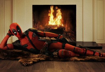 Hey it's me! Deadpool!