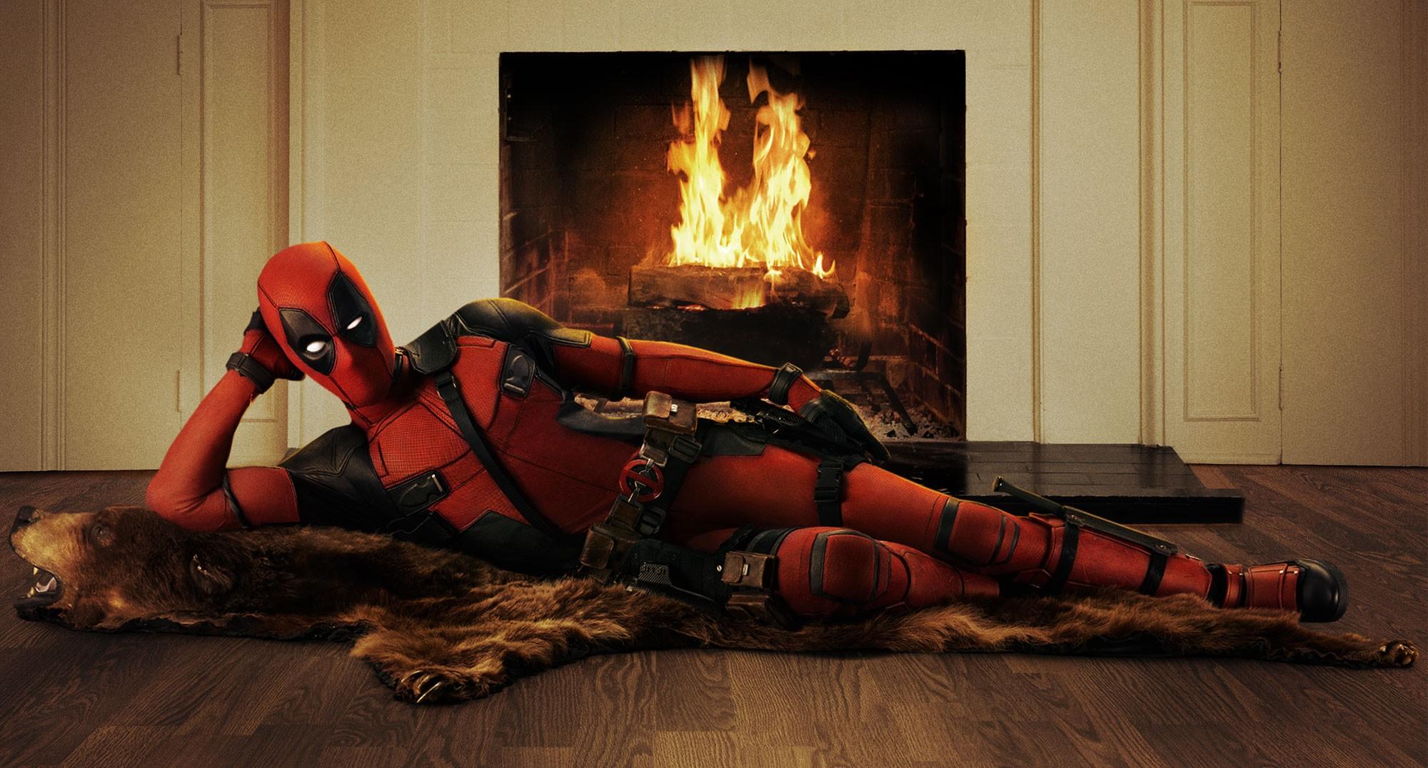 Hey it's me! Deadpool!